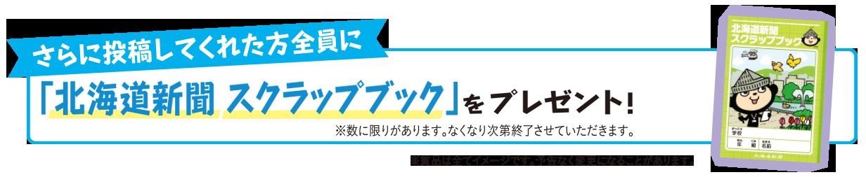 北海道新聞スクラップブック