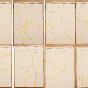 12星座と有名な星座